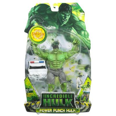 The Incredible Hulk - Power Punch Hulk