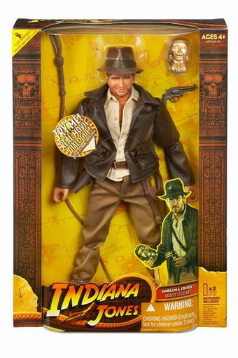 "12\"" Indiana Jones - Talking Indy"