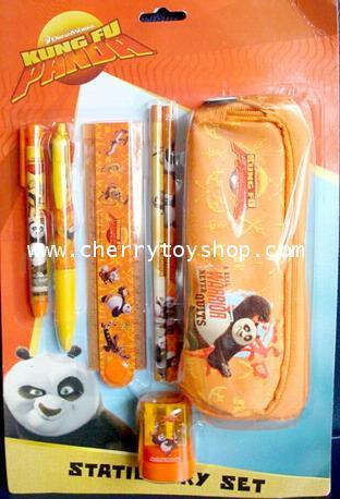 Kung Fu Panda  -  Pencils Punch set (Blister) KP-2002