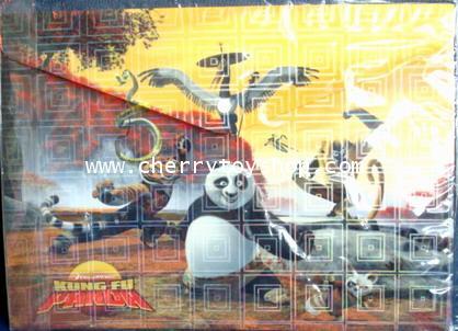 Kung Fu Panda  -   Document Bag   KP-1019