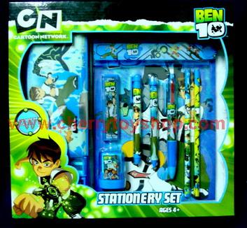 Ben 10 - Stationery Set -  Gift Set  BN24007