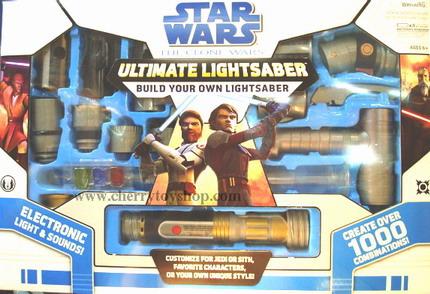 New Ul;timate lightsaber