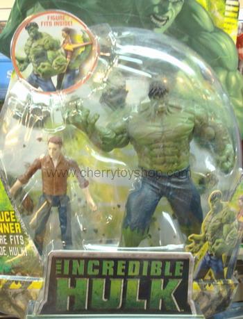 Deluxe pack -  Transforming Hulk
