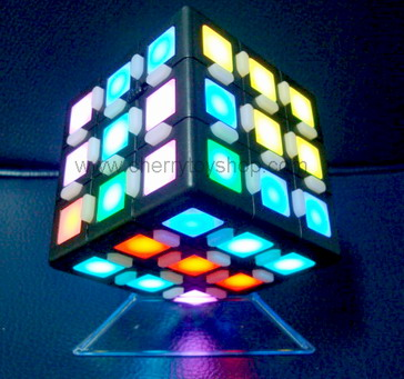 Magic E-cube - รูบิค อีเล็คโทรนิค เกมส์
