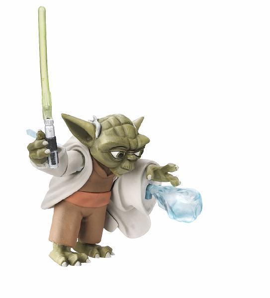Clone Wars  -  Yoda
