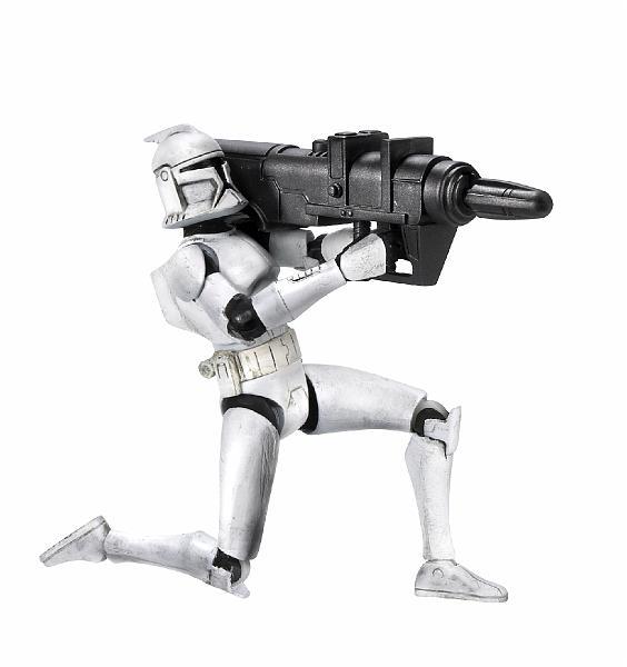 Clone Wars  - Trooper