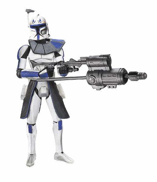 Clone Wars  - Captain Rex