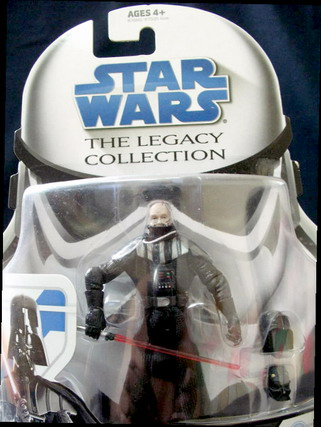 Legacy collection - Darth Vader with 2 pcs. helmet