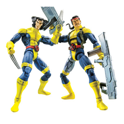 Hasbro Marvel Legends 2-Pack: Wolverine and Forge