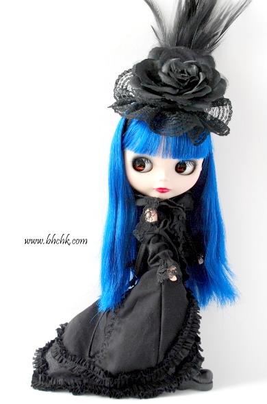 BHC - Vampire in the Dark Dress Set  FN329