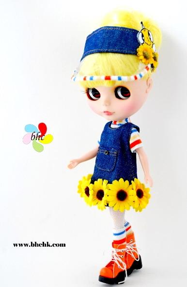 BHC - Honey Flower Dress Set  FN322