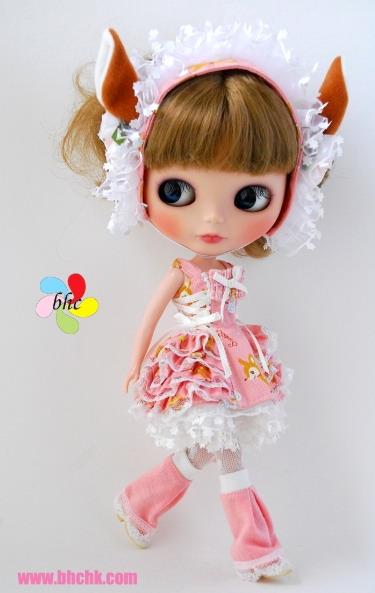 BHC -  Ballet Bambi Dress Set  FN322