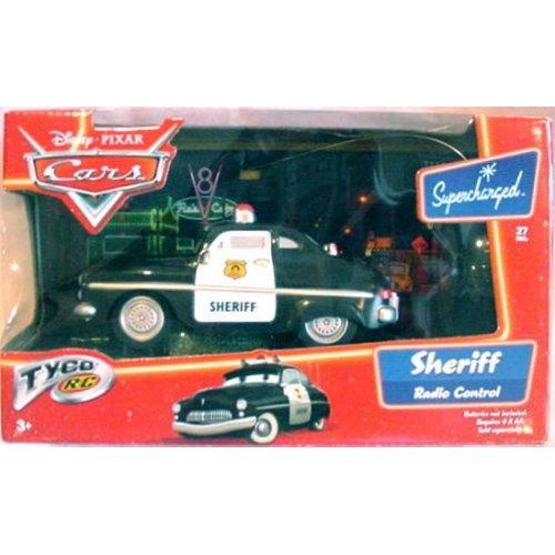Disney Pixar Cars Radio Control - Sheriff  scale 1/32