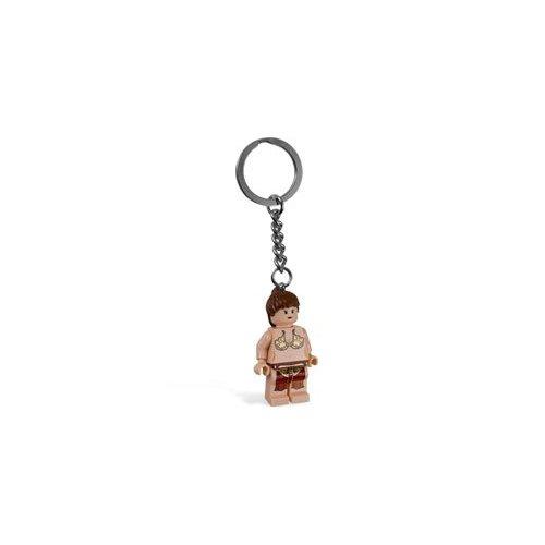 Lego Star Wars Princess Leia keychain