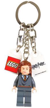 LEGO - HARRY POTTER HERMIONE KEYCHAIN RETIRED