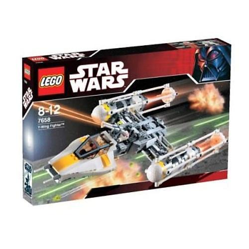 LEGO Star Wars: Y-wing Fighter (7658)