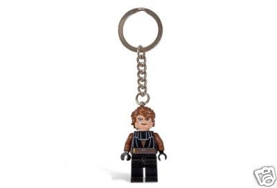 LEGO Star Wars  Clone war Anakin Skywalker Keychain