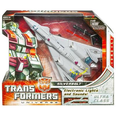 TRANSFORMERS UNIVERSE Ultra Class: SILVERBOLT