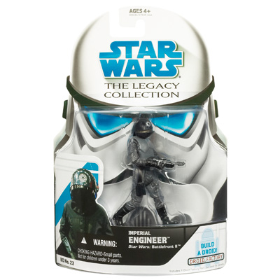 STAR WARS The Legacy Collection: IMPERIAL ENGINEER Star Wars: BATTLEFRONT II