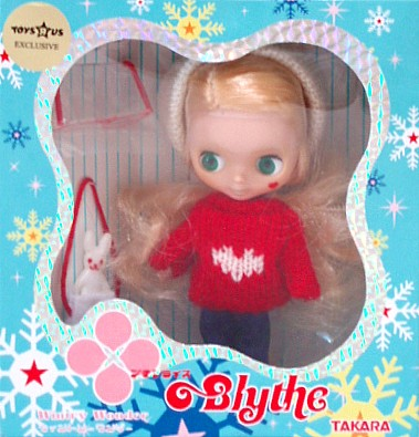 Petite Blythe Wintry Wonder Toysrus  Exclusive Ex08
