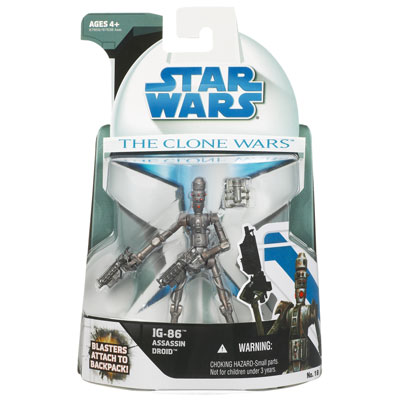The Clone Wars IG-86 Assassin Droid