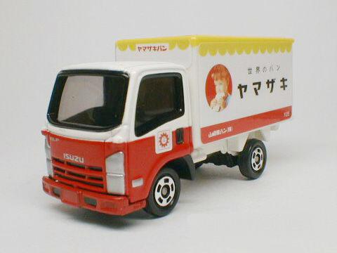 Tomica No 49 Yamazaki DERIVERY TRUCK