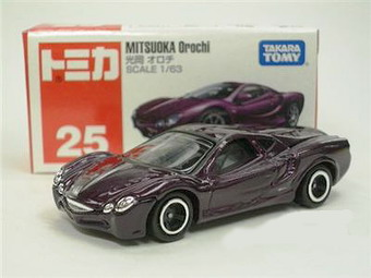 Tomica No25 MITSUOKA Orochi