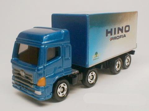 Tomica No 77 HINO PROFIA