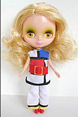Petite Blythe - PBL-04 Mondrian