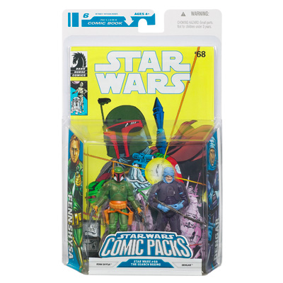 STAR WARS Comic Packs: Star Wars #6