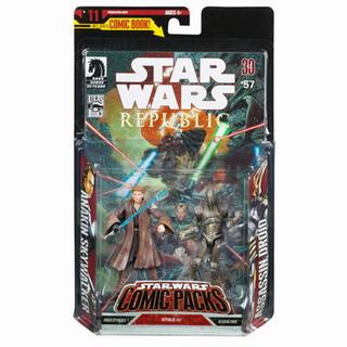 Star Wars Comic Packs: Star Wars Republic #57