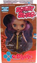 Splash and Sammy Spirit and Spice Mini  Blythe - PBL40
