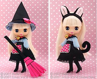 CWC Takara Petite Blythe Doll Sweet Spell Scarlet PBL80