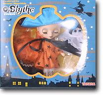 Petite Blythe Orange Munchkin