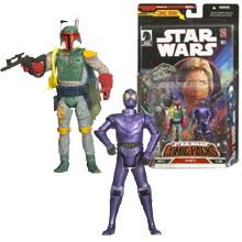 Star Wars Comic Packs: Star Wars #81 - Boba Fett and RA-7 Droid