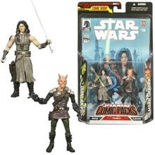 Star Wars Comic Packs: Star Wars #19 - Quinlan Vos and Vilmarh