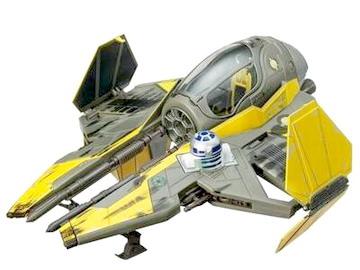 Anakin\'s Jedi Star fighter Loose