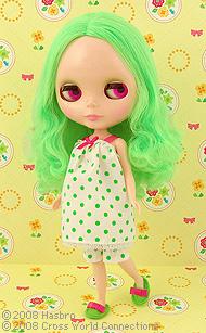 Neo Blythe Doll Prima Dolly Amaryllis