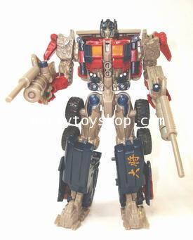 Transformers Movie 2 ROTF - Voyager Class - Optimus Prime (Loose)