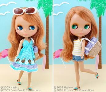"Neo Blythe \""Sunshine Holiday\"""