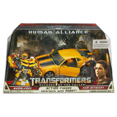 Transformers Movie 2 - HUMAN ALLIANCE BUMBLEBEE