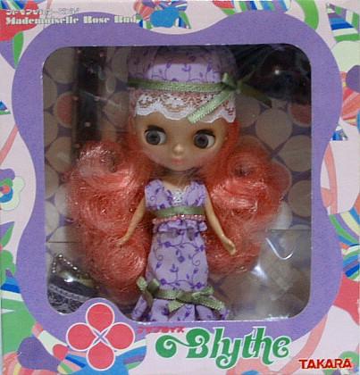 Petite Blythe Mademoiselle Rose Bud PBL-36