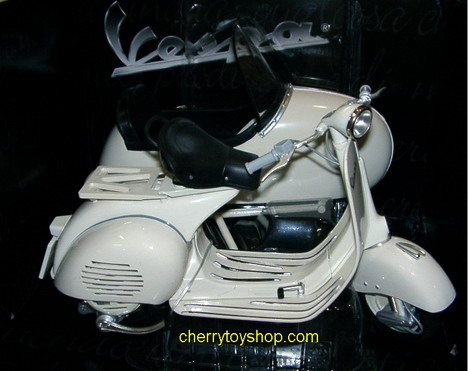 Vespa Scooter 150 VL 1T with Side-car
