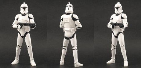 Medicom RAH382 - Clone Trooper (Attack of The clone Version)