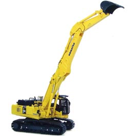 KOMATSU PC450 Excavator