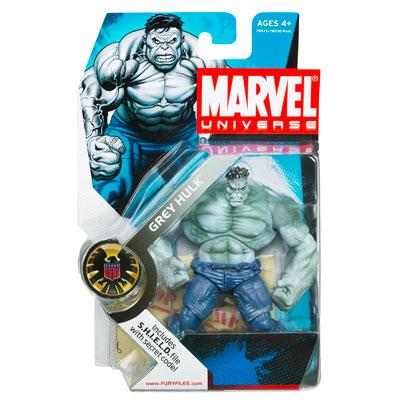 Marvel Universe Hulk (Grey Variant)