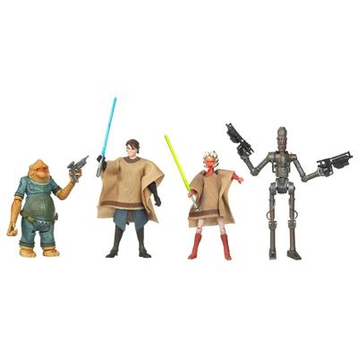 Star Wars The Clone Wars Battle Packs – Ambush on the Vulture's Claw