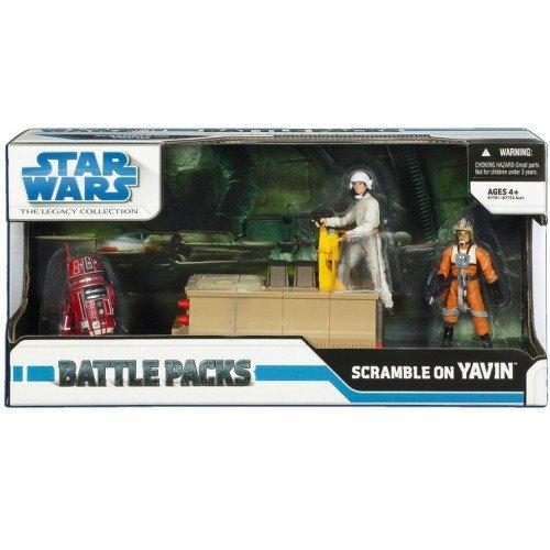 Star Wars Battle Pack - Scramble on Yavin