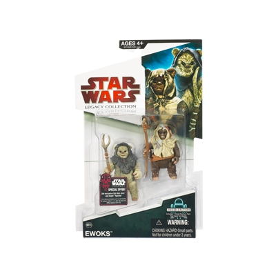 Star Wars Legacy Collection — Ewoks
