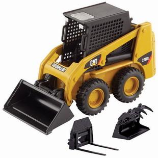 CAT 226B Series 2 Skid Steer Loader with work tools